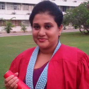 Ms. Gayathri Abeywickrama