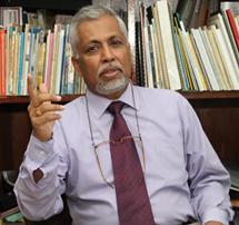 Senior Professor Lakshman Dissanayake