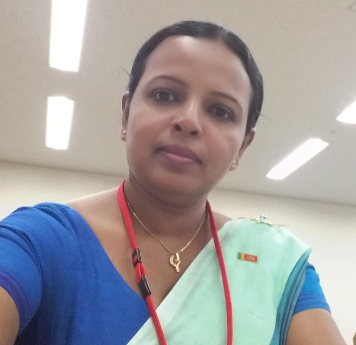 Dr. (Mrs.)Nadeesha Lewke Bandara