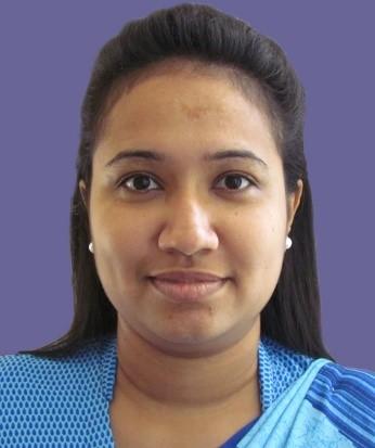 Dr  Asanka Sudeshini Hewage