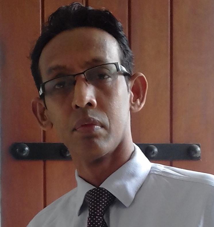 Professor Sandagomi Coperahewa