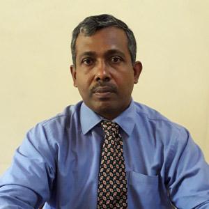 Mr. S.S. Dahanayaka