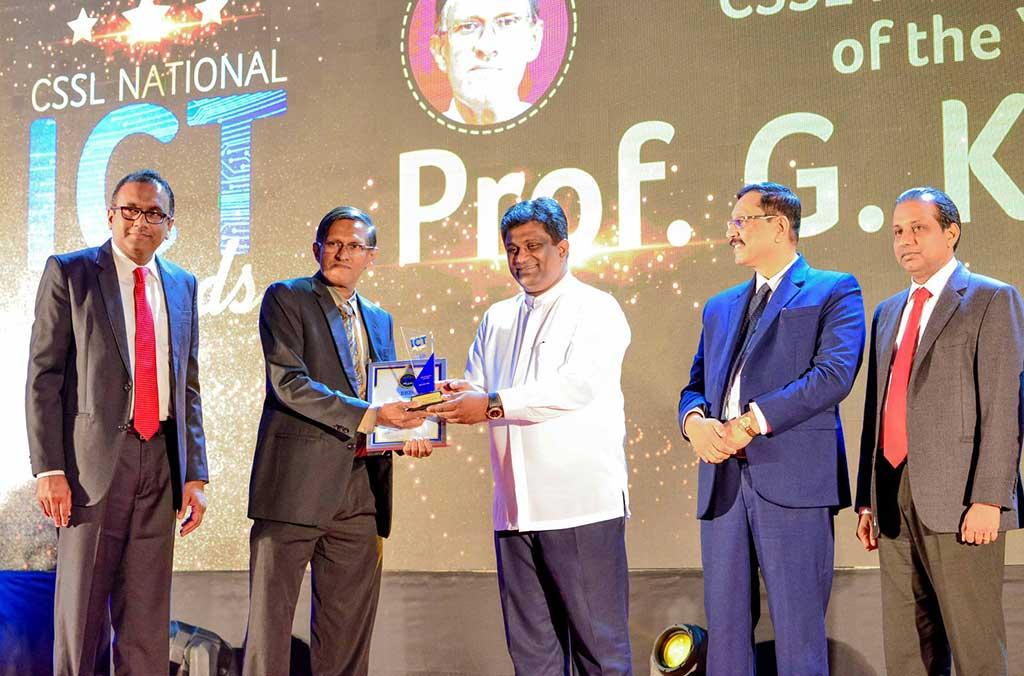 National CSSL ICT Awards – 2019