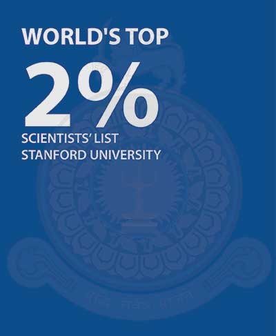 Three UoC researchers rank among the World's top 2% in Stanford University list